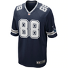 Men's Dallas Cowboys CeeDee Lamb Nike Navy Game Jersey