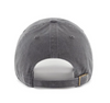 Chicago Bears Legacy Charcoal Clean Up Adjustable Hat By 47 Brand