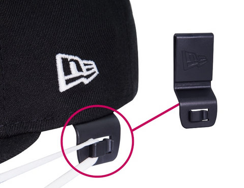 New Era Face Mask Cap Clip