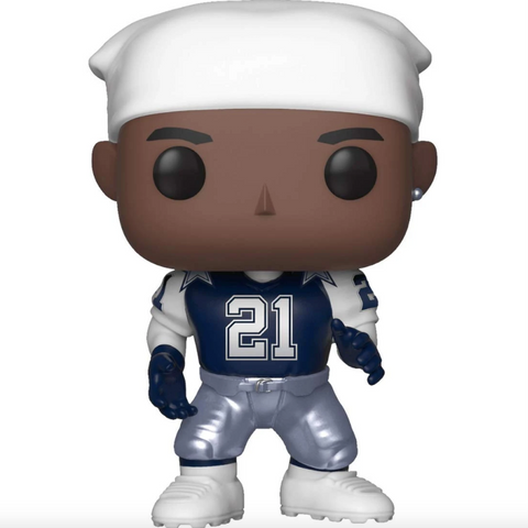 Dallas Cowboys Deion Sanders Funko Pop! 92 Figurine