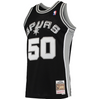 David Robinson San Antonio Spurs Mitchell & Ness Hardwood Classics 1998-99 Swingman Jersey - Black