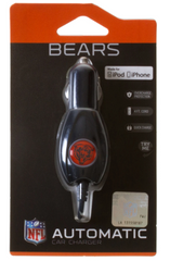 Chicago Bears iPhone Car Charger Galaxy 3S,Iphone 4/4S