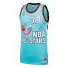 Scottie Pippen Eastern Conference Mitchell & Ness 1996 All-Star Hardwood Classics Swingman Jersey - Teal