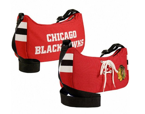 Chicago Blackhawks NHL Jersey Purse Bag by Little Earth