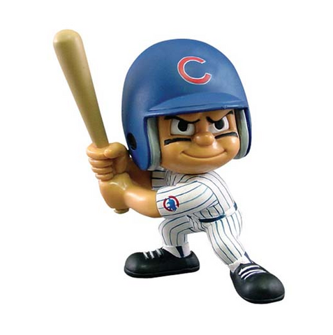CHICAGO CUBS LIL TEAMMATES SERIES 2 BATTER - Pro Jersey Sports