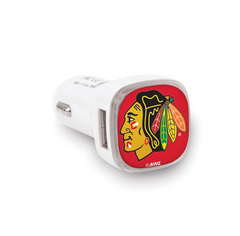 Chicago Blackhawks Car Charger - Pro Jersey Sports