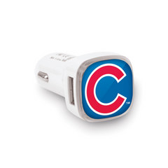 Chicago Cubs Car Charger - Pro Jersey Sports