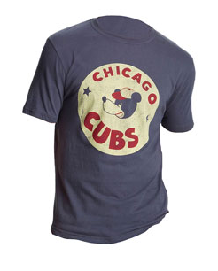 Chicago Cubs Circle Logo SST T-Shirt - Pro Jersey Sports