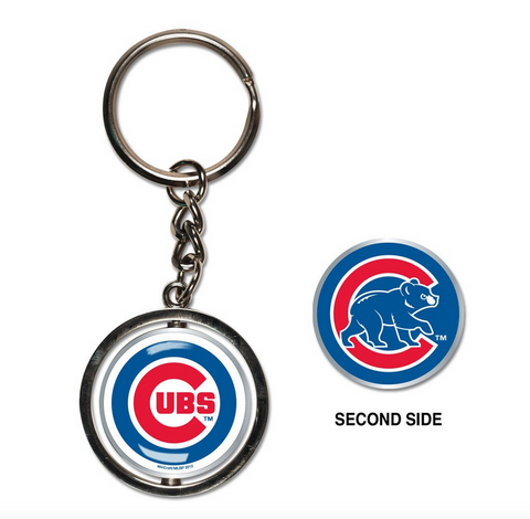 Chicago Cubs Spinner Key Ring By Wincraft - Pro Jersey Sports