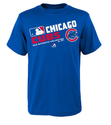 Chicago Cubs MLB Child AC Team Choice T-Shirt - Pro Jersey Sports
