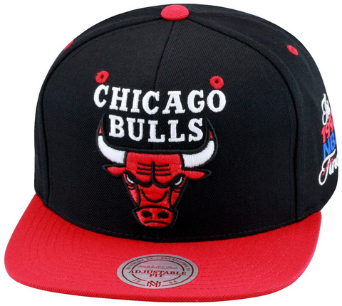 Chicago Bulls 1992 NBA Finals Snapback Hat