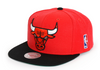 Copy of Chicago Bulls Mitchell and Ness 2 Tone NBA XL Logo Snapback Cap - Pro Jersey Sports - 1