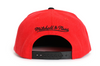 Copy of Chicago Bulls Mitchell and Ness 2 Tone NBA XL Logo Snapback Cap - Pro Jersey Sports - 2