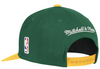 Seattle Supersonics Mitchell and Ness NBA XL Logo Snapback Cap - Pro Jersey Sports - 2