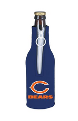 Chicago Bears Bottle Coozy By Kolder - Pro Jersey Sports