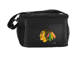 Chicago Blackhawks 6-Pack Kooler Bag - Pro Jersey Sports