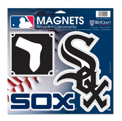"Chicago White Sox 11""X11"" Vinyl Magnet Sheet"