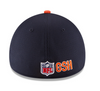 "Mens Chicago Bears ""B"" NFL16 Sideline 39THIRTY Flex Fit Cap By New Era"