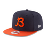 "Chicago Bears ""B"" NFL16 Sideline Snapback By New Era - Pro Jersey Sports - 3"