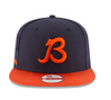 "Chicago Bears ""B"" NFL16 Sideline Snapback By New Era - Pro Jersey Sports - 2"