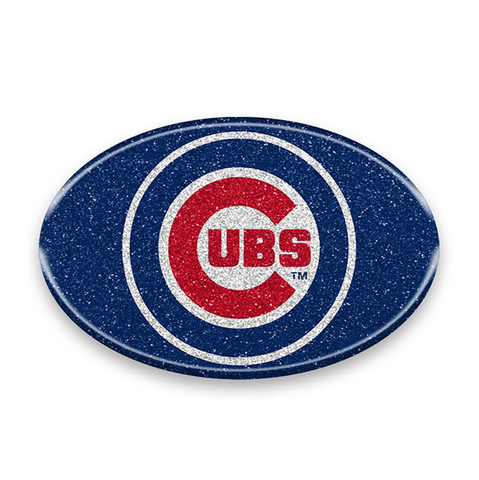 Chicago Cubs Color Bling Emblem