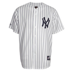 Gary Sanchez #24 New York Yankees Home Replica Jersey By Majestic