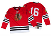 Bobby Hull Chicago Blackhawks 1960-61 Authentic Jersey By Mitchell & Ness - Pro Jersey Sports - 1