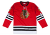 Bobby Hull Chicago Blackhawks 1960-61 Authentic Jersey By Mitchell & Ness - Pro Jersey Sports - 3