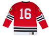 Bobby Hull Chicago Blackhawks 1960-61 Authentic Jersey By Mitchell & Ness - Pro Jersey Sports - 2