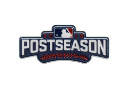 MLB Postseason 2016 Patch As Worn On Field by The Emblem Source