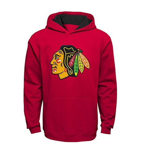 Copy of Chicago Blackhawks Child Prime Basic Hoodie - Pro Jersey Sports