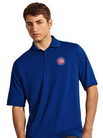 Antigua Chicago Cubs Exceed Polo