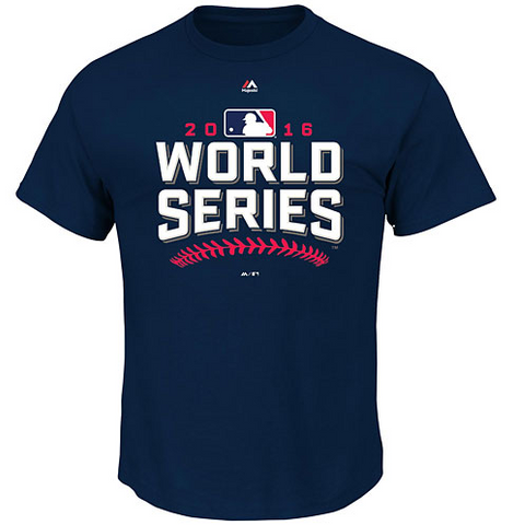 Men's 2016 World Series Logo T-Shirt
