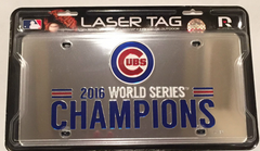 Chicago Cubs 2016 World Series Champions Laser Tag, Rico