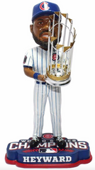 2016 World Series Champions Chicago Cubs Jason Heyward Bobblehead By Forever Collectibles - Pro Jersey Sports