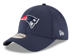 New England Patriots NFL16 On Field Tech 39THIRTY Cap By New Era