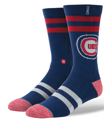 Chicago Cubs Royal Cubbies Socks by Stance