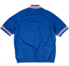 Chicago Cubs Authentic 1991 1/4 Zip BP Jersey By Mitchell & Ness