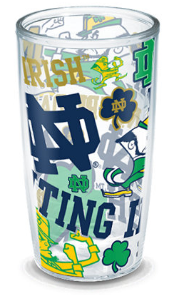 Notre Dame Fighting Irish Colossal 16 oz. Tervis Tumbler