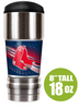 "Boston Red Sox ""The MVP"" 18 oz Vacuum Insulated Stainless Steel Tumbler"
