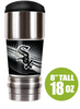 "Chicago White Sox ""The MVP"" 18 oz Vacuum Insulated Stainless Steel Tumbler"