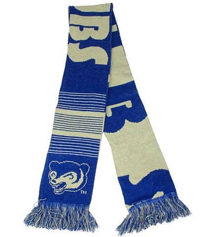 Chicago Cubs MLB Retro Scarf By Forever Collectibles