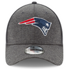 New England Patriots Shadowed Team Flex Fit Hat By New Era