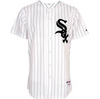 Chicago White Sox Authentic Home Jersey With Comiskey Park Patch