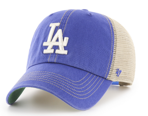 Men's Los Angeles Dodgers Trawler Adjustable Hat By '47 Brand