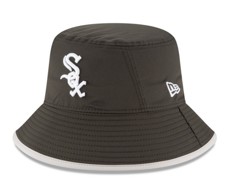 3e0e58d51a111 Chicago White Sox MLB18 Clubhouse Bucket Hat By New Era
