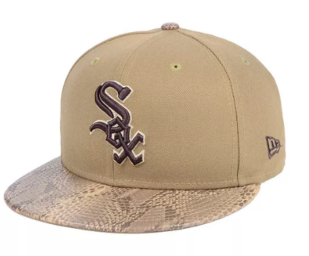 newest collection 122c4 c8e4f This product has been added to your cart! Home · Hats  Chicago White Sox Snakeskin  Sleek 9FIFTY Snapback Hat By New Era
