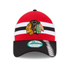 Chicago Blackhawks New Era Front Stripe Stanley Cup Champions Fitted Hat NHL Cap