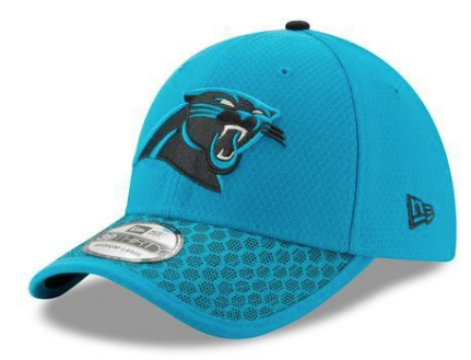 Carolina Panthers NFL17 Sideline 39THIRTY Flex Fit Hat By New Era