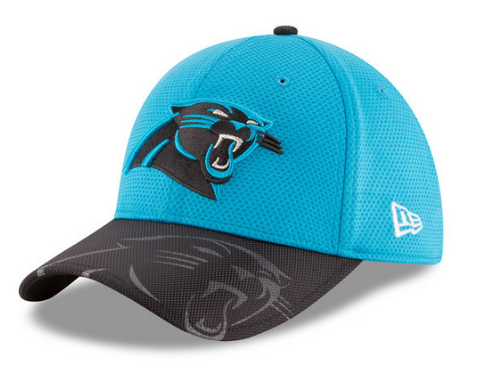 Carolina Panthers NFL16 Sideline 39THIRTY Flex Fit Cap By New Era